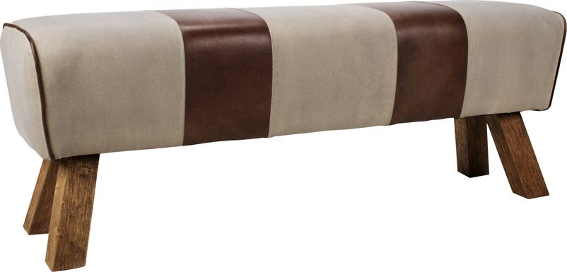Sportier Brown Bench