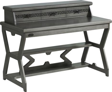 Star Wars Carbonite Gray Desk & Storage Organizer