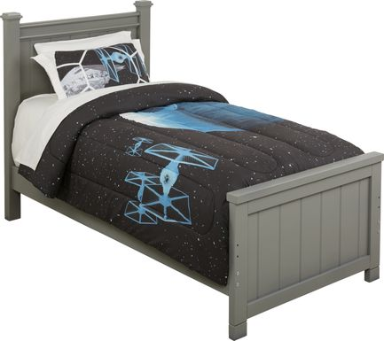 Star Wars Deep Space 2 Pc Twin/Full Comforter