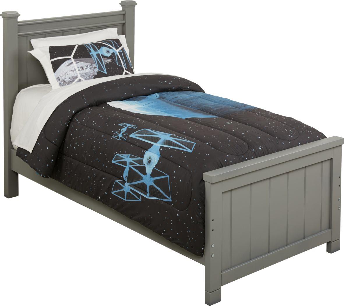 Star Wars Deep Space 2 Pc Twin/Full Comforter