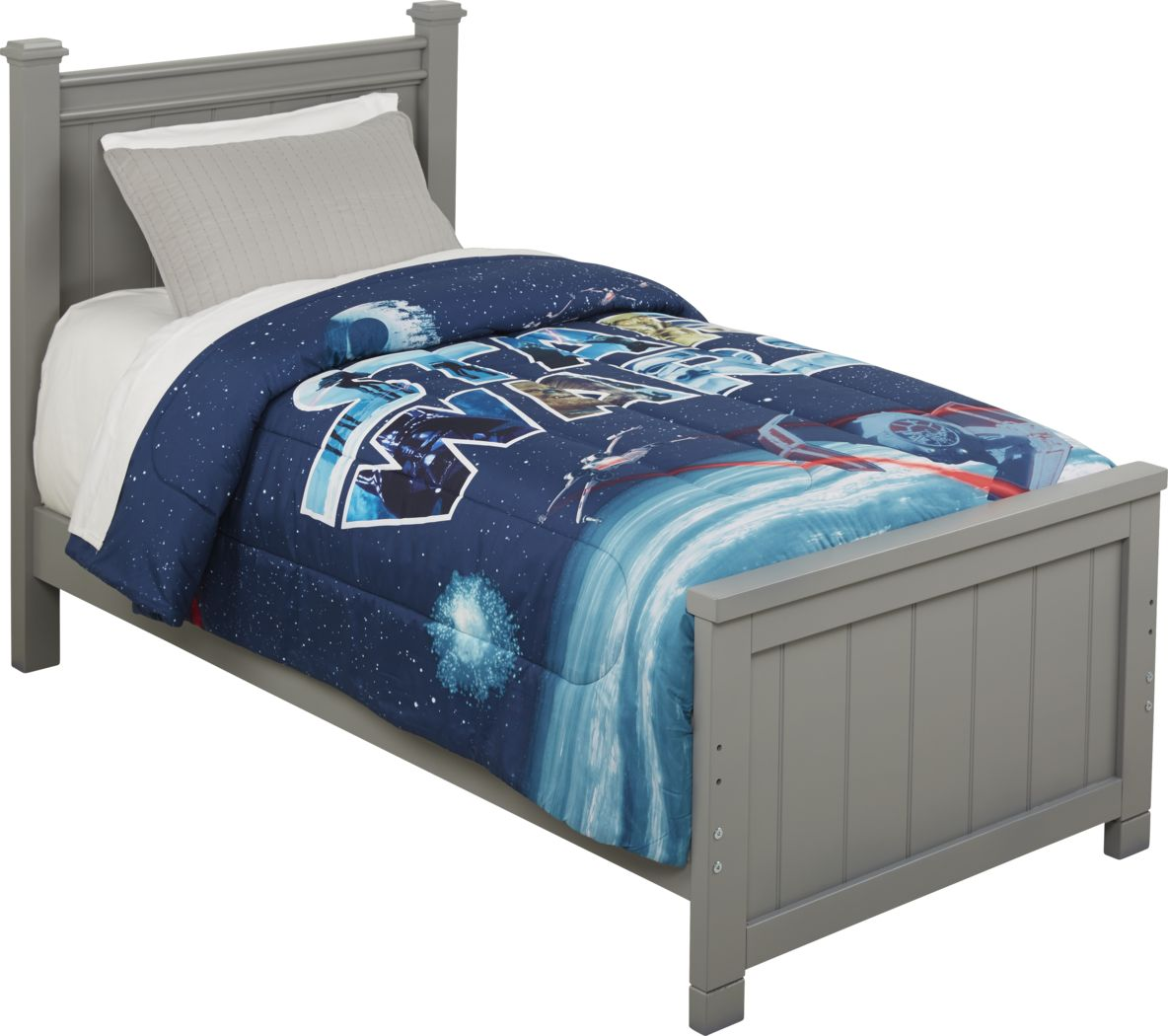 Star Wars Space Battle Twin/Full Comforter