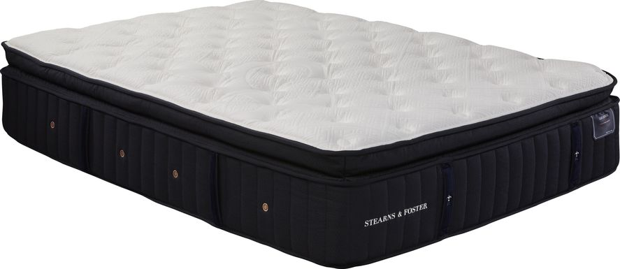 Stearns and Foster Cassatt Queen Mattress
