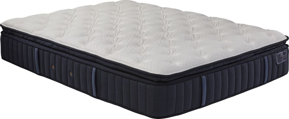 Stearns and Foster Hurston Plush King Mattress