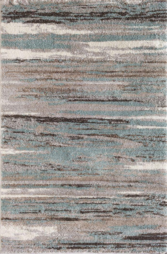 Stillwater Gray 5' x 7'6 Rug