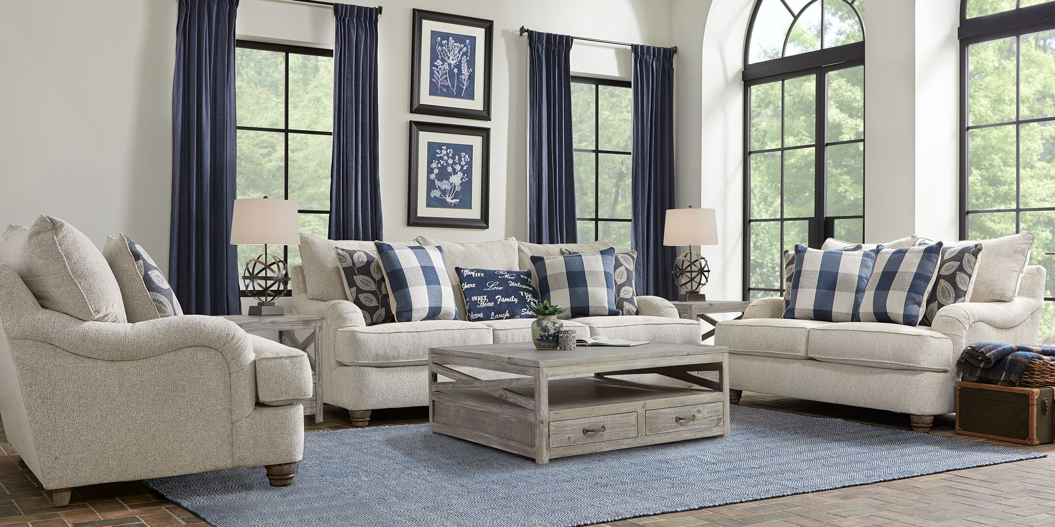 Best Living Room Furniture At Rooms To Go