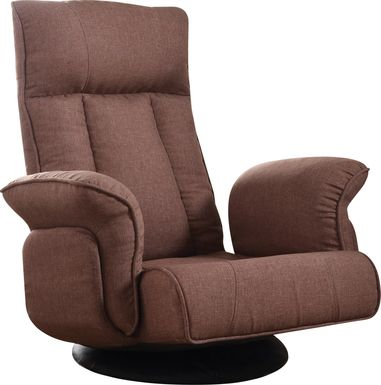 Stonemount Chocolate Gaming Lounge Chair