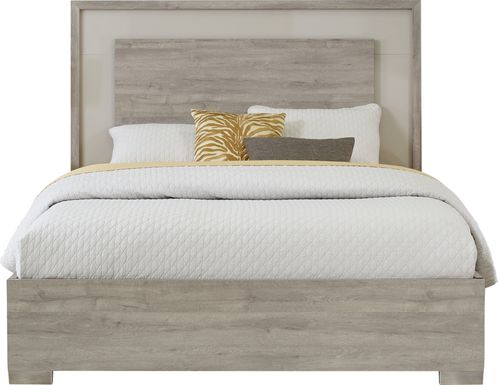 Studio Place Silver 3 Pc Queen Bed