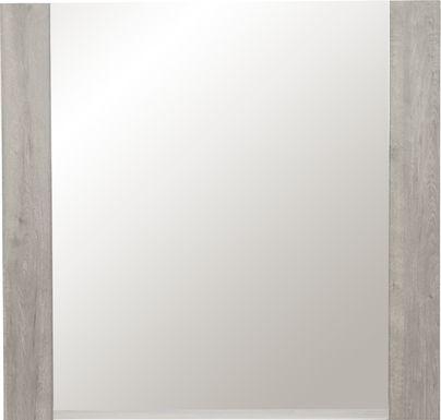 Studio Place Silver Mirror