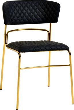 Stull Black Dining Chair, Set of 2