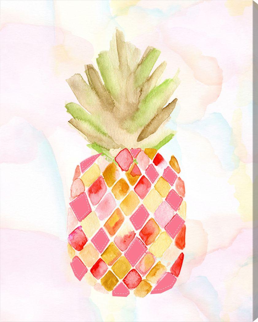 Summer Fruit Orange Artwork
