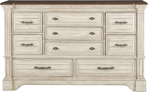 Summerset Cream Dresser