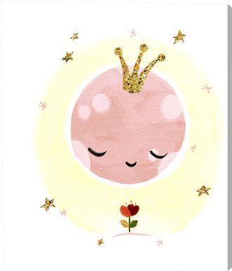 Sunny's Flower Pink Artwork