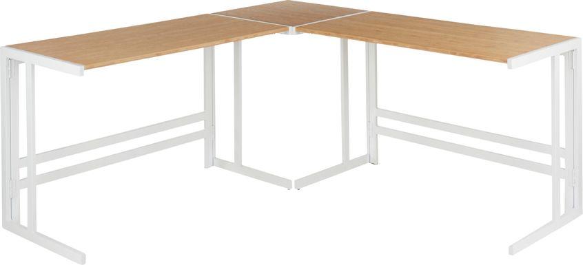 Sweetbriar White Desk