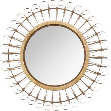 Sydelle Natural Mirror