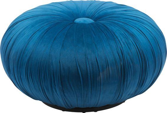 Syrniki Blue Ottoman