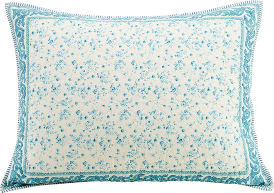 Takima Blue Decorative Pillow