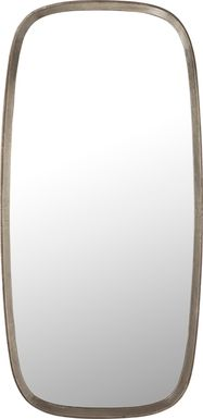 Talca Gray Mirror