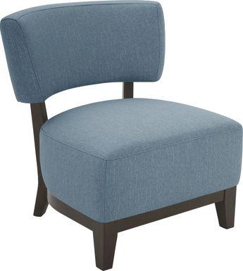 Tallmy Indigo Accent Chair