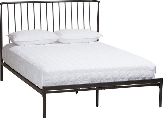 Tamarisk Black Full Bed