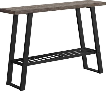 Tamarron Taupe Sofa Table