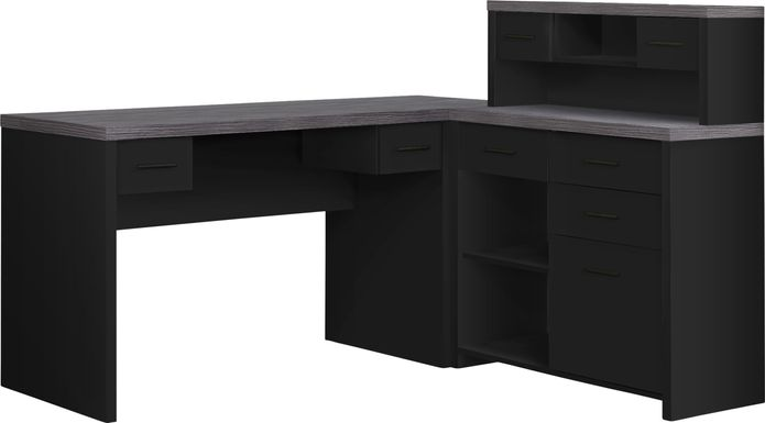 Tambec Black Desk