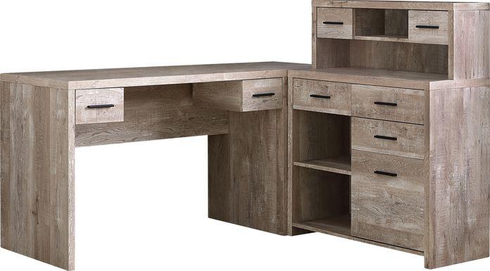 Tambec Taupe Desk