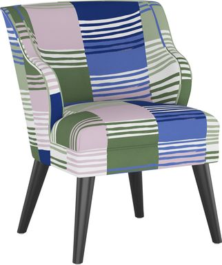 Tangere Lilac Accent Chair