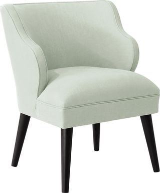 Tangere Mint Accent Chair