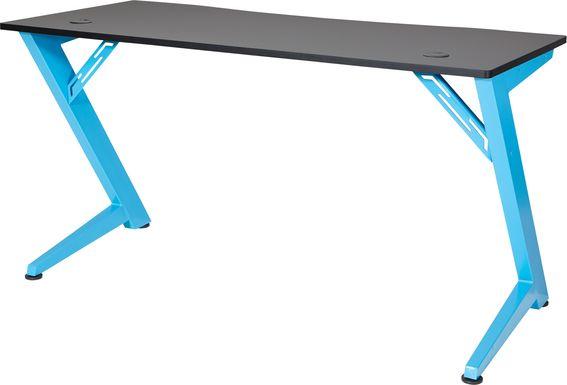 Taraia Blue Gaming Desk