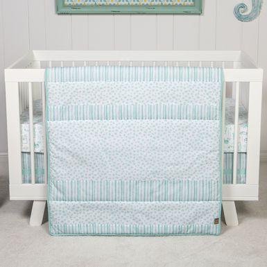Tarian Aqua 3 Pc Baby Bedding Set