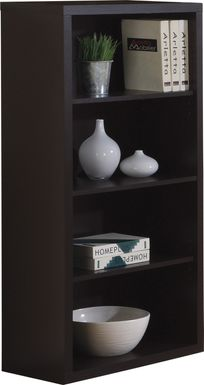 Tarpley Cappuccino Bookcase
