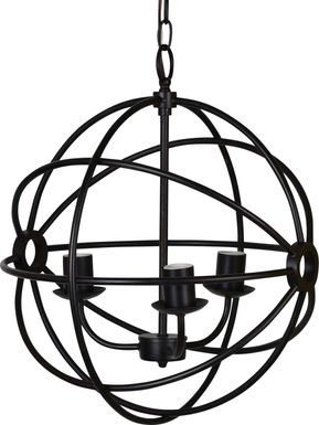 Tatum Heights Bronze Chandelier