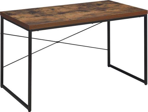 Teague Oak Desk