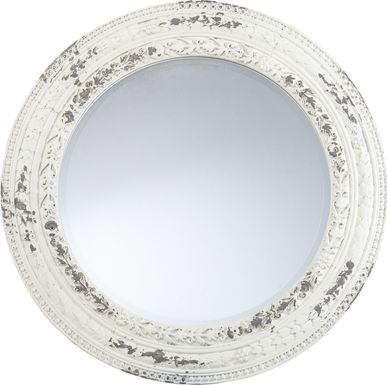 Telge White Mirror