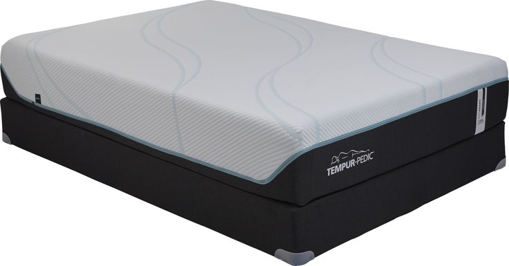 TEMPUR-ProAdapt Medium Hybrid King Mattress Set