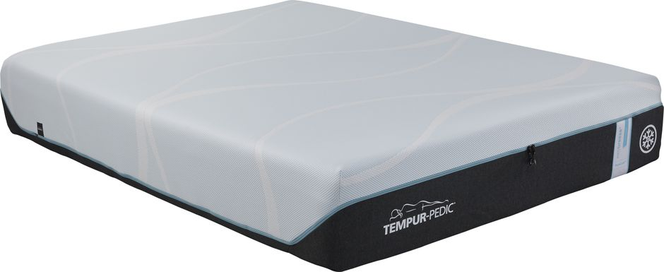 TEMPUR-PRObreeze Medium Hybrid King Mattress