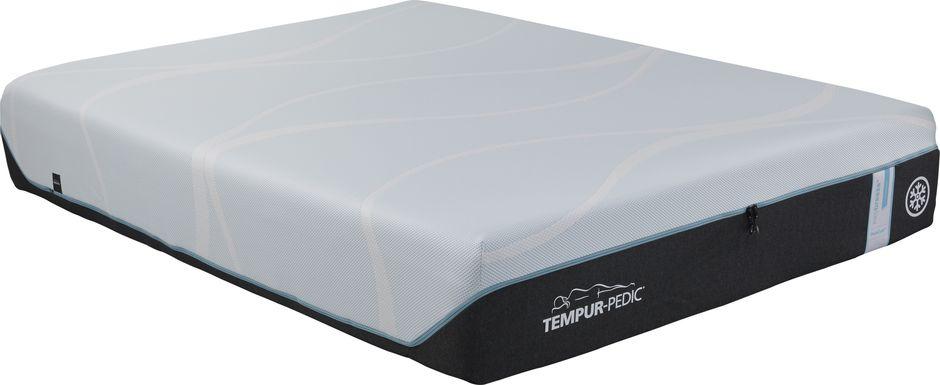 TEMPUR-PRObreeze Medium Hybrid Queen Mattress