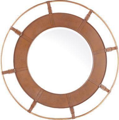 Tennington Bronze Mirror
