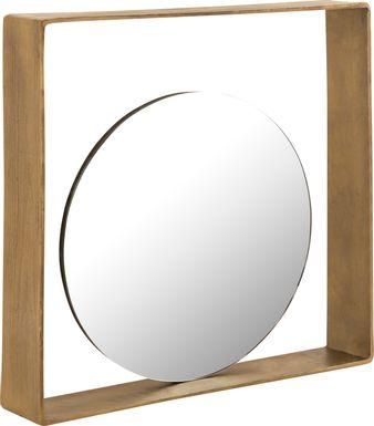 Terol Yellow Mirror