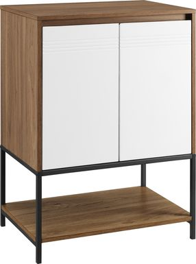 Texridge Oak Accent Cabinet