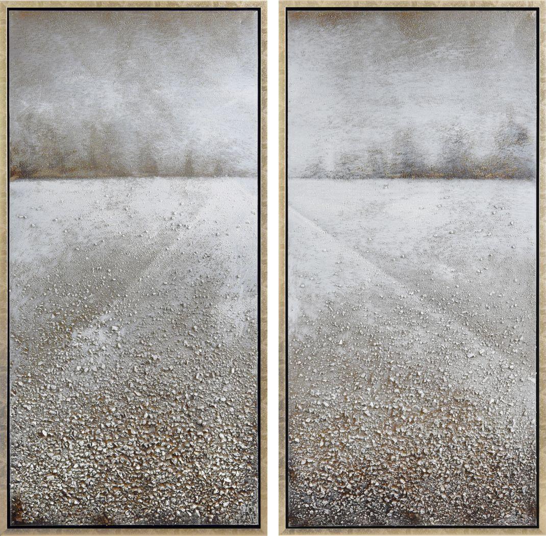 The Past Road Set of 2 Artwork