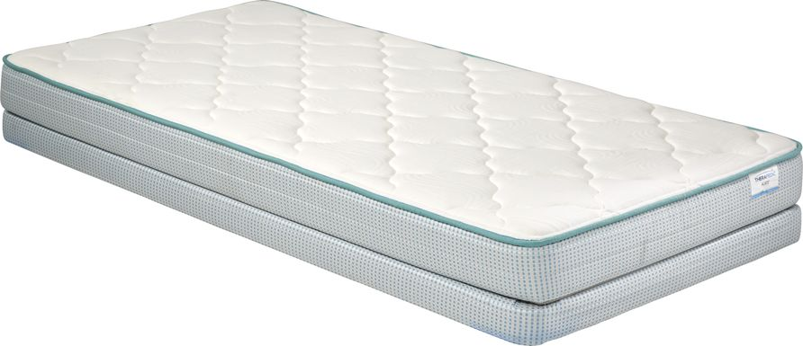Therapedic Albie Low Profile Twin Mattress Set