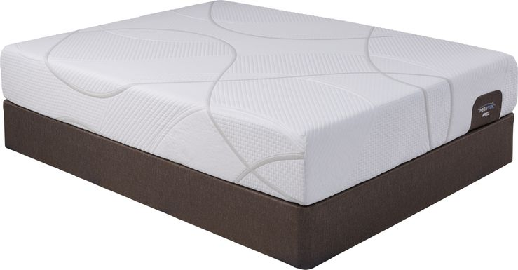 Therapedic Ariel Low Profile Queen Mattress Set