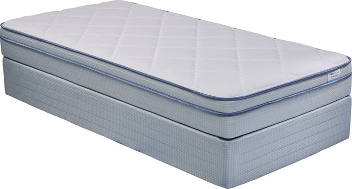 Therapedic Brampton Low Profile Twin Mattress Set