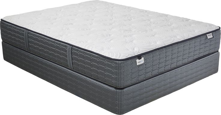 Therapedic Chesire Low Profile Queen Mattress Set
