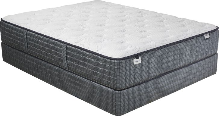 Therapedic Dover Low Profile Queen Mattress Set