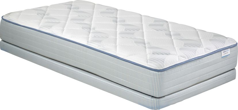 Therapedic Edington Low Profile Twin Mattress Set