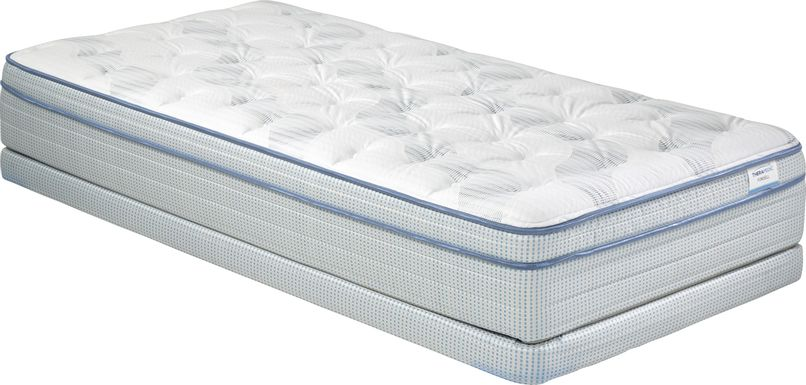 Therapedic Fordell Low Profile Twin Mattress Set