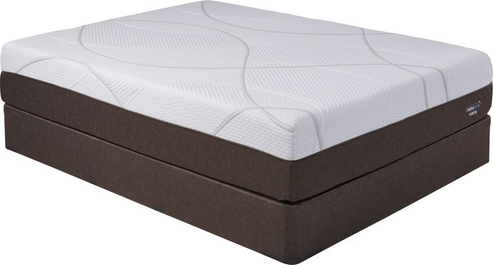 Therapedic Portia Low Profile Queen Mattress Set