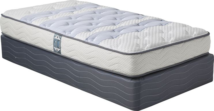 Therapedic YouthFlex Thrive Low Profile Twin Mattress Set